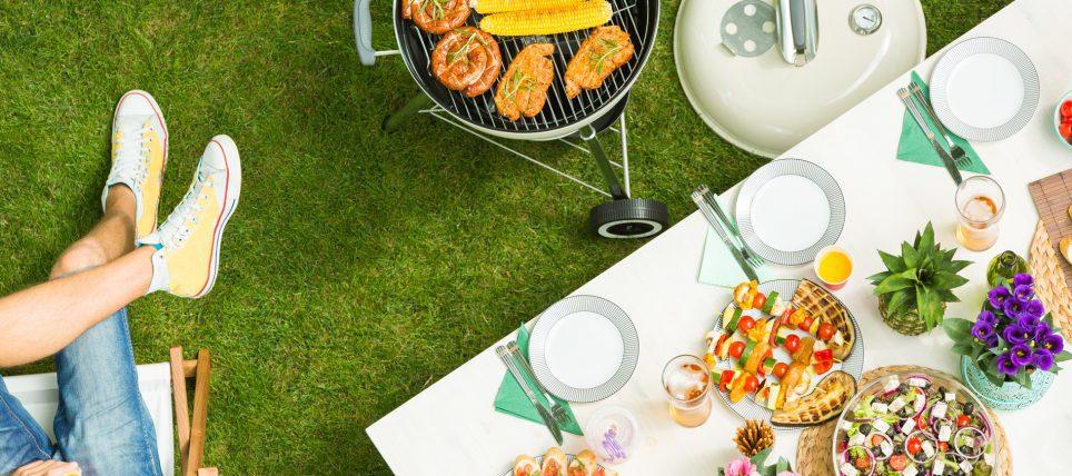 Le barbecue de la rentrée !
