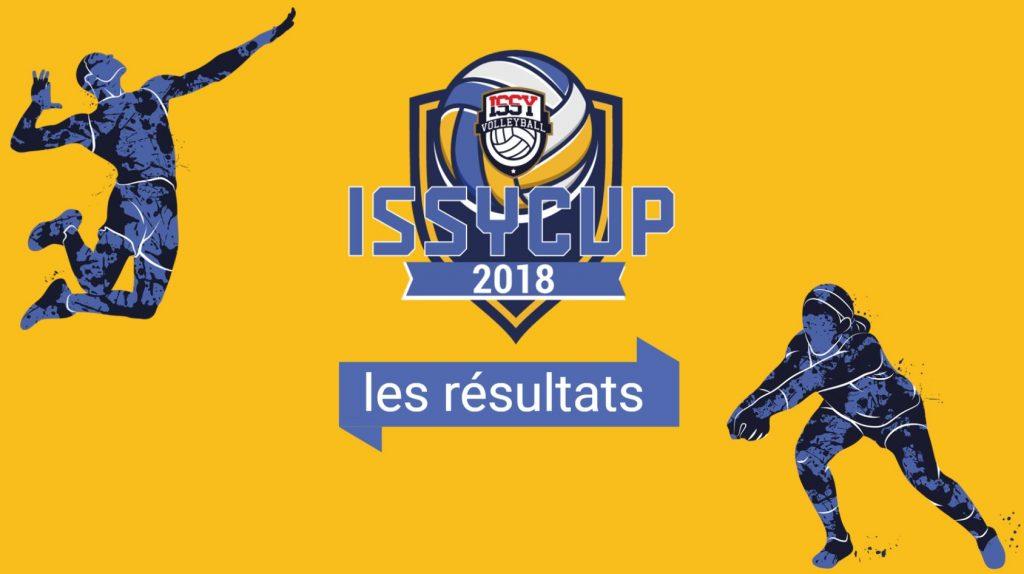 ISSY CUP 2018 : les résultats
