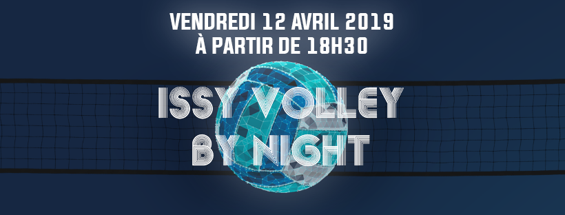 ISSY VOLLEY BY NIGHT